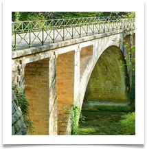 04 - Bridge over La Loup, South of France - Rob Sparkes