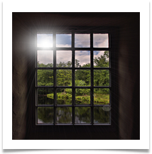 1 - New light through old windows - Chris Beesley