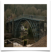 1781_The Iron Bridge - Chris Berg