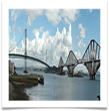 7 Forth bridges 2 - James Leslie