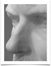 Face in Marble - Rob Sparkes