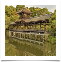 Heian Shrine, Kyoto - Kevin Shade