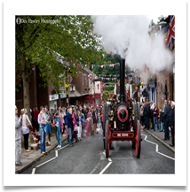 THE WALLIS TRACTION ENGINE - Des Hawley