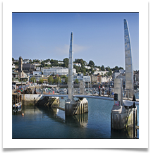 TORQUAY HARBOUR BRIDGE1600 X 1200 - Des Hawley
