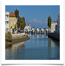Tavira. Old bridge - Richard Nicholls